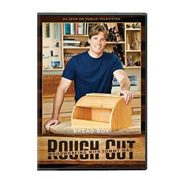 . & n/a - Rough Cut - Woodworking With Tommy Mac: Bread Box