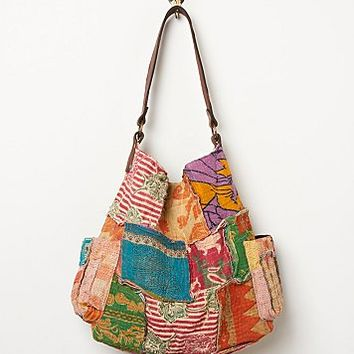 Free People Womens Vintage Kanta Bag