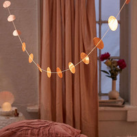Ginger Ray Copper Circle Banner | Urban Outfitters