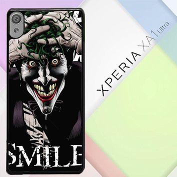 Joker Batman The Killing Joke C0031 Sony Xperia XA1 Ultra Case