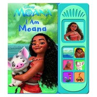 LITTLE SOUND BOOK MOANA (Board Book)