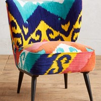Marialle Ikat Occasional Chair