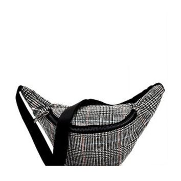 Plaid Fanny Purse