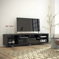 Newburyport Modern Wooden TV Stand
