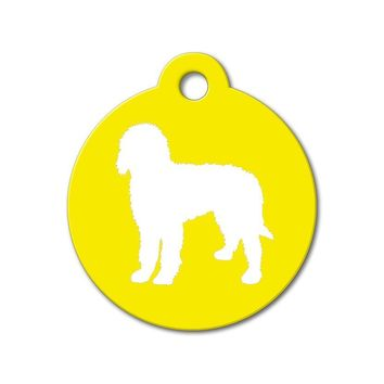 Goldendoodle - Silhouette Pet Tag