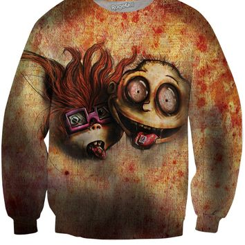 Rugrats on Acid Sweatshirt