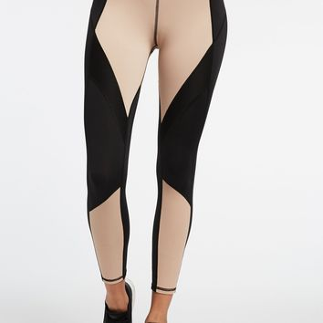 Michi Extension Legging - Tan