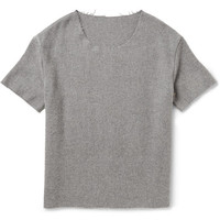 The Elder Statesman - Cutter Cashmere T-Shirt | MR PORTER