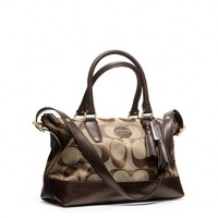 Coach :: Legacy Signature Molly Satchel