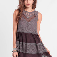 Rooftop Party Lace Dress