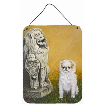 Japanese Chin Omar Wall or Door Hanging Prints MH1032DS1216