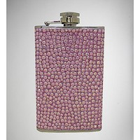 Pink Pebble Flask - Spencer's