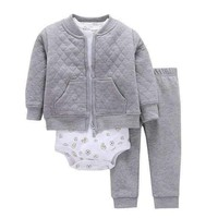 Baby Boy & Girls Clothes Set  3pcs