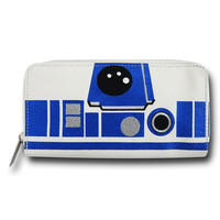 Star Wars - R2D2 Body Hinge Wallet
