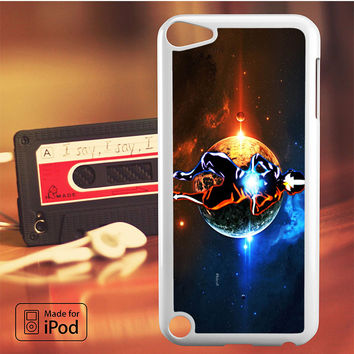 Avatar Last Airbender Street Level iPod Touch 4 Case, iPod Touch 5 Case, iPod Touch 6 Case