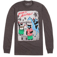 Riot Society Party Animals Long Sleeve Tee at PacSun.com