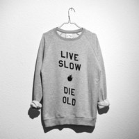 FUN TIME Live & Die Sweater | selekkt.com
