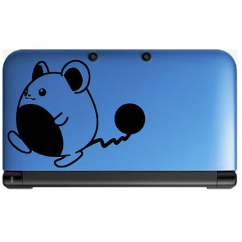 2 copies! nintendo 3ds / 3ds xl / ds lite decal  - Pokemon Decal Marill