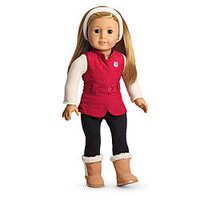 American Girl® : Sporty Winter Outfit for Dolls + Charm