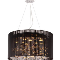 Zuo Symmetry Ceiling Lamp - Clear