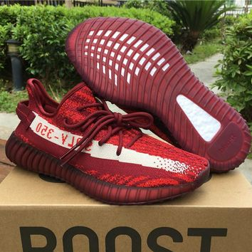 Adidas Yeezy 350 Boost V2 Red Zebra 36---46