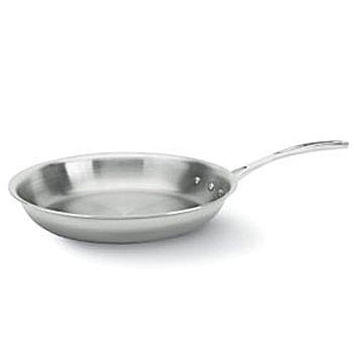 "New Calphalon Tri-Ply 10"" Omelette Pan"