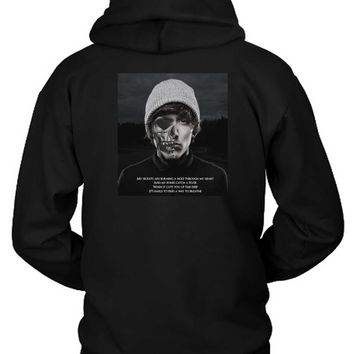Bring Me The Horizon My Secrets Hoodie Two Sided