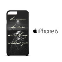 lay me down sam smith lyric F0508 iPhone 6 Case