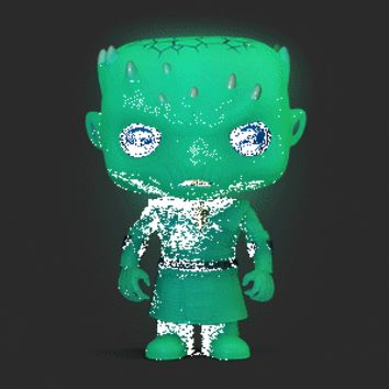 Exclusive Funko Game of Thrones Glowing Night King