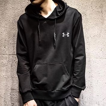 Under Armour Fashion Casual Hooded Top Sweater Pullover