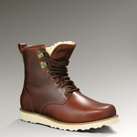 UGG® Hannen for Men | Waterproof Leather Work Boots at UGGAustralia.com