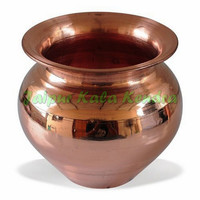 One Copper Lota Kalash for Kitchen Accessories