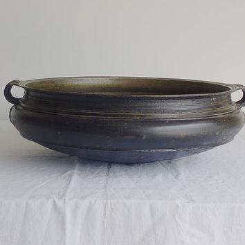 Uruli // South Indian Cooking Pot // Large
