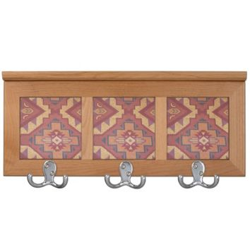 Southwestern Pattern Colorful fun Coatrack