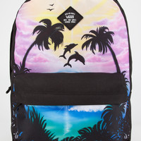 VANS Dolphin Beach Realm Backpack | Womens Backpacks