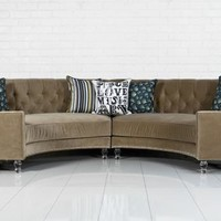 www.roomservicestore.com - Custom Circle Sectional
