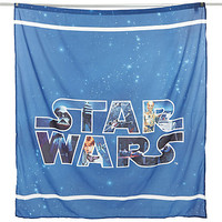 Star Wars Saga Shower Curtain
