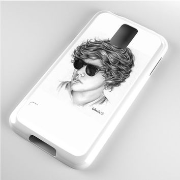 One Direction Harry Styles Art Pencil Samsung Galaxy S5 Case