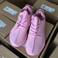 2016 NEW colors Boost 350 For woman shoes purple and Full PinK Color 350 Running Shoes US5-US7.5 with box