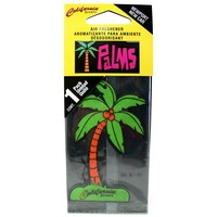 California Scents Newport New Car Palms Hang Outs Car Air Freshener