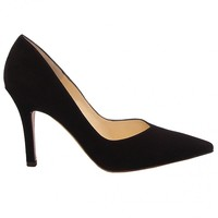 Peter Kaiser Dione black suede stilettos | Pointy toe, classic shape