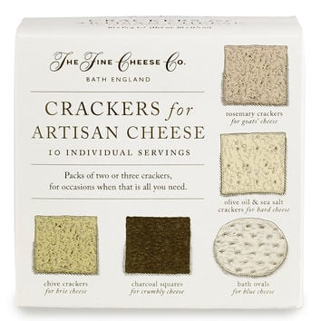 Crackers For Cheese Individual Serving Selection in cakes and biscuits at Lakeland