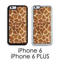 iPhone 6 iPhone 6 PLUS Case | Phone Case For iPhone Animal Print Giraffe Fur for 6 or 6 Plus