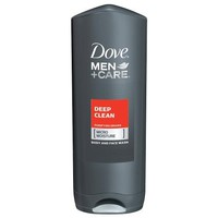 DOVE MEN + CARE DEEP CLEAN BODY & FACE WASH