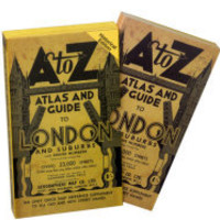 A-To-Z London Street Atlas: Historical Edition