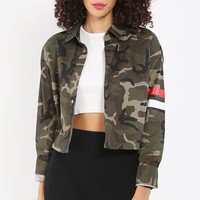 Tried To Be Normal Army Jacket