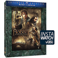 Walmart: The Hobbit: The Desolation Of Smaug (Extended Edition) (Blu-ray + Digital HD) (With Ultraviolet)