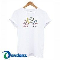 Love To All Rainbow T Shirt Women And Men Size S To 3XL