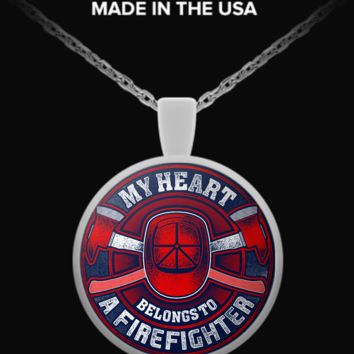 my heart firefighter firefighterheart