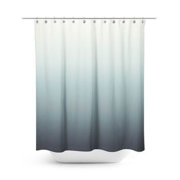 Curtains Ideas blue ombre shower curtain : Best Ombre Shower Curtain Products on Wanelo